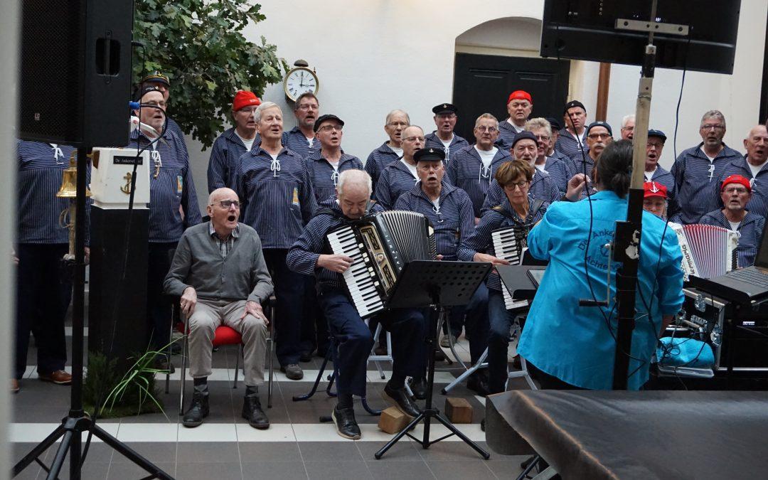 Sfeervol optreden in Pieter Blokland Gasthuis te Amersfoort